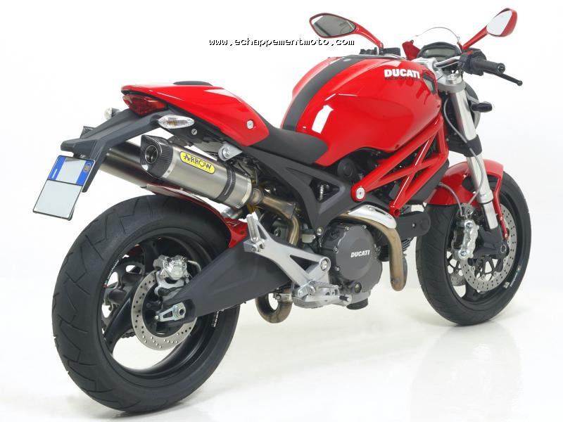 DUCATI Monster 696 arrow
