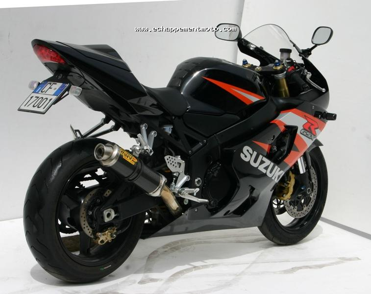 echappement moto suzuki gsx r 600. Black Bedroom Furniture Sets. Home Design Ideas